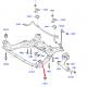 Traversa anteriore ford mondeo/galaxy/s.max