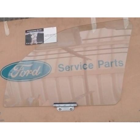 Vetro scendente anteriore sinistro chiaro ford fiesta