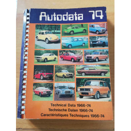 MANUALE AUTODATA 74