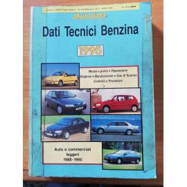 AUTODATA DATI TECNICI BENZINA 1995