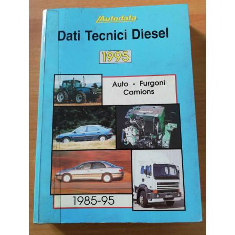 AUTODATA DATI TECNICI DIESEL 1995