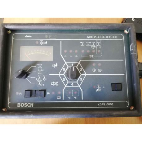 Tester per sistemi ABS Bosch - KDAS 0003