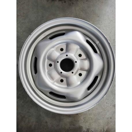 Cerchio acciaio 6 1/2j x 16'  ford transit