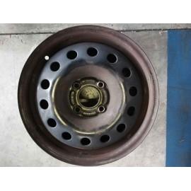 5x ORIGINALE FORD ALETTA cerchio in acciaio Alufelge m14x2,0mm Transit 00-2014 1576434
