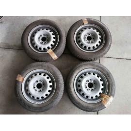 Kit cerchi in acciaio per Fiat Panda 141