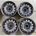 Kit cerchi in acciaio per Citroen C3 2005 - 2010