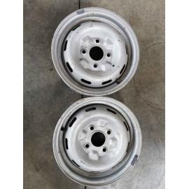 Cerchi in acciaio per Nissan Vanette