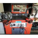 Banco prova per motorini avviamento, alternatori, indotti, condensatori
