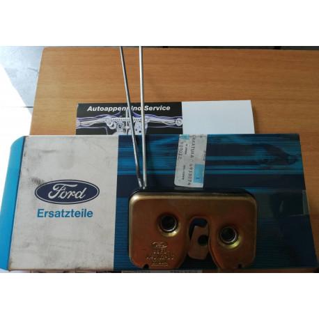 Chiusura serratura portellone posteriore Ford Fiesta 6933074
