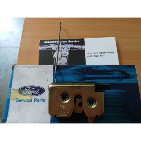 Chiusura serratura portellone posteriore Ford Fiesta 7350025