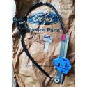 Sistema comando manuale alzacristallo posteriore destro Ford Mondeo 1992 - 2000