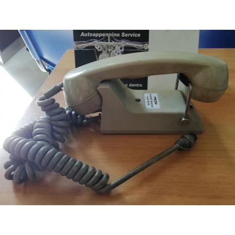 Microtelefono con base Piezo HB-46