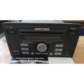 Radioricevitore Ford 6000 CD, usato