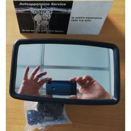 Specchio retrovisore universale per camion d'epoca, 23x14 cm
