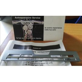Cornice autoradio CD singolo Mazda, D35279BGX