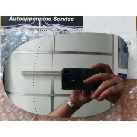 Vetro specchio retrovisore sinistro Fiat Croma, Delta, 71741314