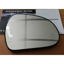 Vetro specchio retrovisore destro Peugeot 207, 308, originale, 232634034