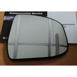 Vetro specchio retrovisore destro Ford Focus / Mondeo, 1746419, originale