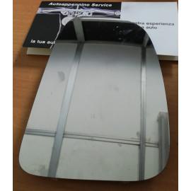 Vetro specchio retrovisore destro Ford Transit, 7194185, originale