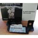 Deflettore aria Ford Fiesta, 1363612, originale