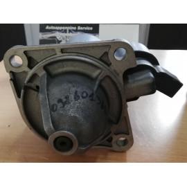 Motorino d'avviamento 12V 2.2KW Bosch per Alfa - Fiat, 0986013660, revisionato