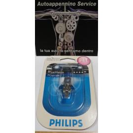 Lampadina H1 Philips 12258BV + B1, effetto Xenon, 12V 55W