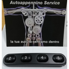 Mascherina sistema audio Ford, 1132671, originale