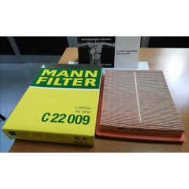 Filtro aria per Toyota, Lexus, marca Mann cod. C22009