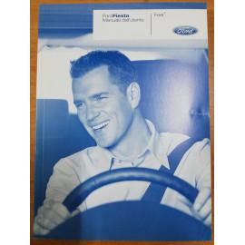 Manuale dell'utente Ford Fiesta, 9V2J-19A321-ALA, originale