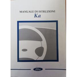 Manuale dell'utente Ford Ka, CG1388IT, originale