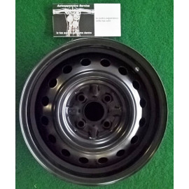 Cerchio ferro 5 1/2j x 14' et45 4 fori toyota