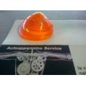 Fanalino anteriore fiat 500 f l r arancione