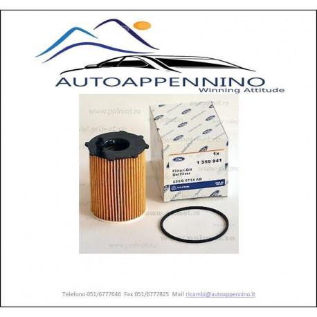 Filtro olio ford per diesel 1.4 1.5 e 1.6