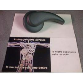 Maniglia regolazione sedile sinistra anteriore fiat scudo