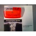 Plastica fanale anteriore ape mp 600