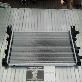 Radiatore acqua ford fiesta motori hcs 1.1 / 1.3 no a/c
